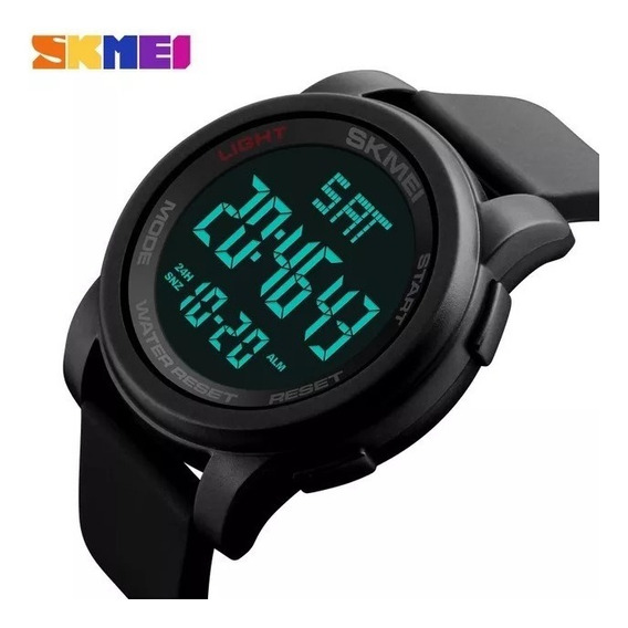 Relógio Masculino Skmei Led Digital Alarme Prova D