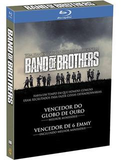 Blu-ray Band Of Brothers 6 Discos Original, Novo E Lacrado