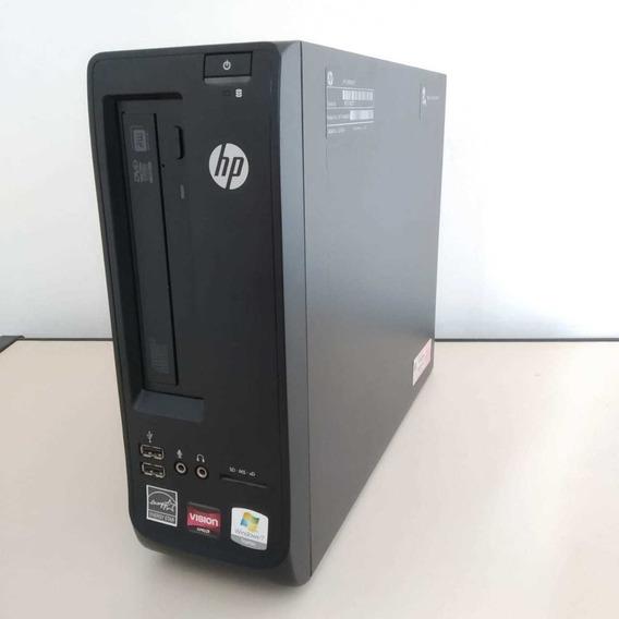Computador Completo Hp G1000br Com Amd E-350 Dual Core 18,5