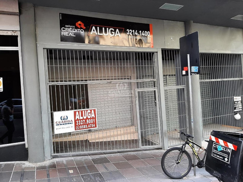 Loja Para Aluguel, Centro - Porto Alegre/rs - 6034