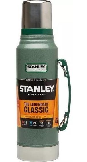 Termo Stanley 1 Litro Classic 32-160 Hs Caliente/frio