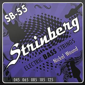 Encordoamento Para Baixo 5c Strinberg Sb55 Promoção !!