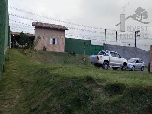 Cód 3203 - Linda Chácara Em Região Muito Valorizada,comercio - 3203