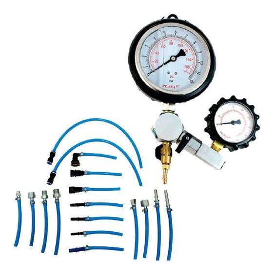 Equipamento Para Medir Pressão E Vazão Da Bomba Elétrica C/