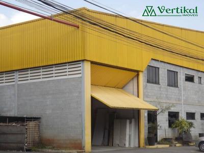 Galpao Industrial Para Locacao, Raposo Tavares Km 30 - L-717