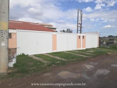 Tinguí - Salim - Casa 2 Quartos/1 Suíte - 70m2 - Nova