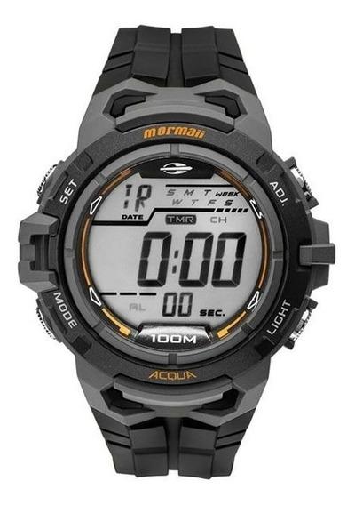 Relógio Mormaii Masculino Digital Acqua Mo1147a/8c