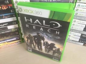 Halo Reach Xbox 360 Original Semi Novo Dvd