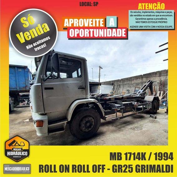 Mb 1714k / 1994 - Roll On Roll Off Gr25 Grimaldi