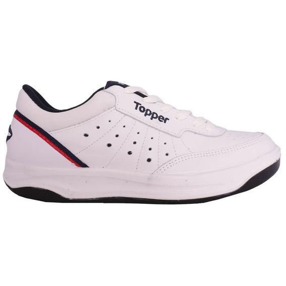 Zapatilla Topper Tenis X Forcer 21871 Blanco Unisex