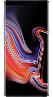 Samsung Galaxy Note 9 Preto Muito Bom Usado Seminovo