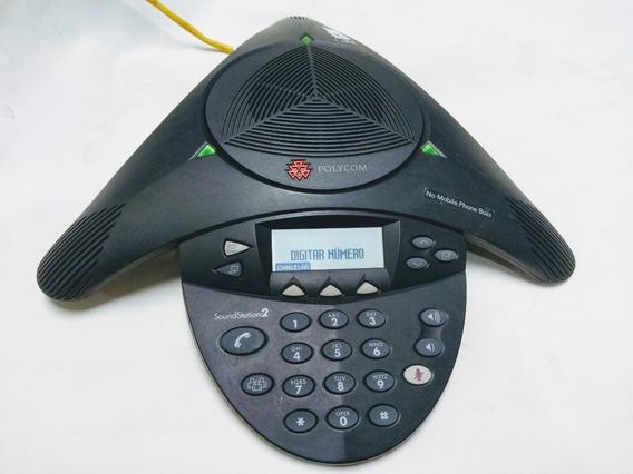 Polycom Conference Soundstation (4) N Acomp. E Fonte