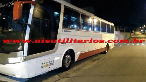 Busscar Vissta Buss 2005 Scania Super Oferta Confira! Ref.56