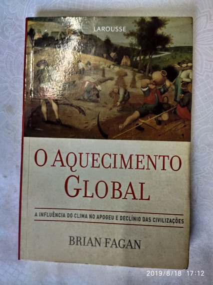 Livro - O Aquecimento Global