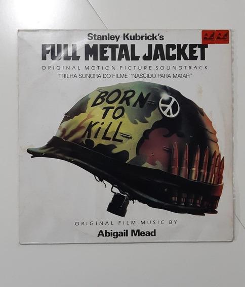 Lp Full Metal Jacket - Nascido Para Matar - Stanley Kubrick