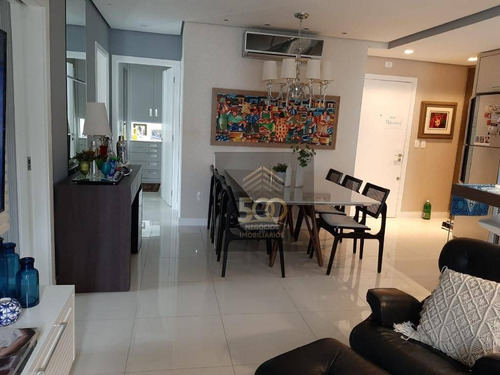 Imagem 1 de 15 de Apartamento À Venda, 106 M² Por R$ 1.380.000,00 - Jurerê - Florianópolis/sc - Ap2018