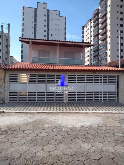 Casa Com 3 Dorms, Caiçara, Praia Grande - R$ 410 Mil, Cod: 623 - V623