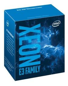 Processador Xeon E3 Lga 1151 Intel Quad Core E3-1240v6