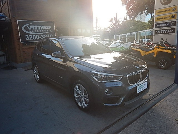 Bmw X1 2.0 Sdrive20i Gp Active Flex 5p. 2017/2018