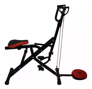 Maquina De Ejercicios Remo Body Fit Total Horse + Regalo