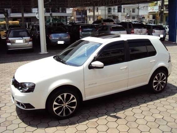 Volkswagen Golf 1.6 Mi Sportline Branco Flex 4p Manual 2014