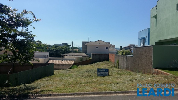 Terreno Em Condomínio - Condomínio Residencial Flor Da Serra - 494805
