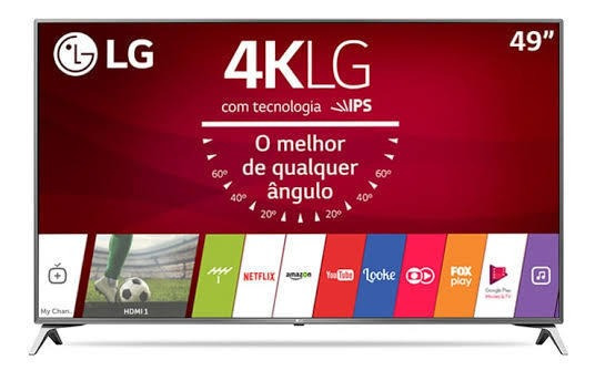 Smartv LG 4k Hdr.oferta!excelente!