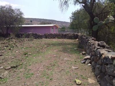 Terreno 4,263 M2, Rectangular, Plano, Xochitlan, Tula Hgo.