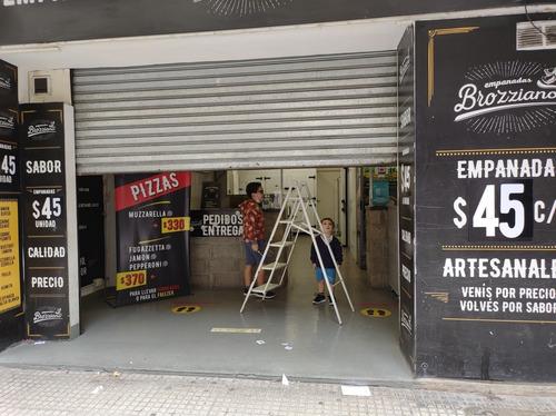 Vendo Todo Por Cierre Casa De Pizza Y Empanada Microcentro