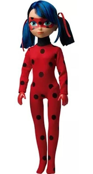 Boneca Miraculous Ladybug Musical Lady Bug - Baby Brink