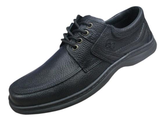 Zapato Cuero Febo Free Comfort 39 Al 45 - Lopez Calzados