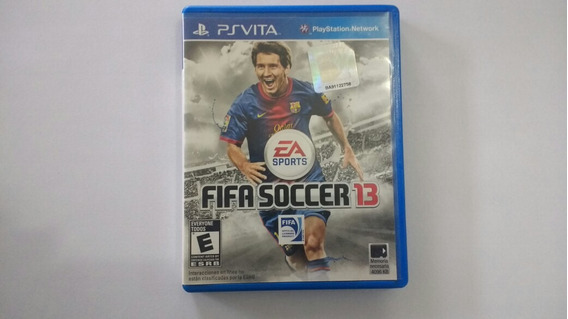 Fifa Soccer 13 Ps Vita Original Ea Sports Playstation Game