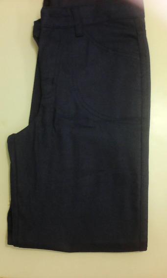 Pantalones Escolares De Drill