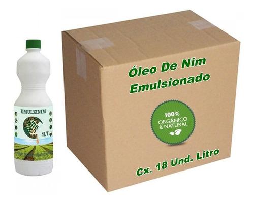 Neem Óleo De Nim Repelente Natural 18 Litros Pronta Entrega