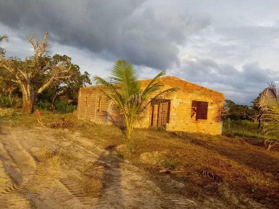Vende-se Casa, Saco Do Moura(1),medindo Total Uma Tarefa...