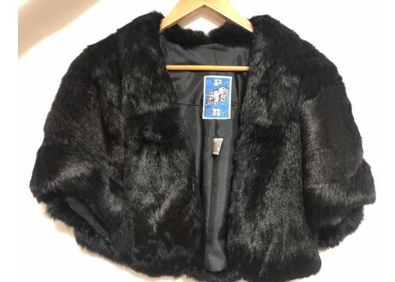 Casaco De Pele De Coelho Com Pele - Polo Norte