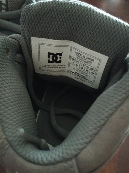 Zapatos Dc Shoes Talla 29