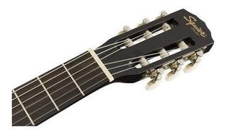 Squier Sa-150n Squier Principiante Nylon Cuerdas Guitarra Cl