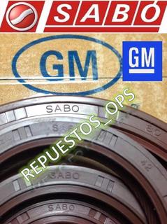 Kit Juego De Estoperas Aveo 1.6 Original Gm Sabo 4 Unidades