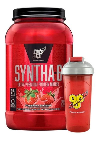 Syntha 6 Bsn 2,9 Libras + Vaso Mezclador Proteina Adn