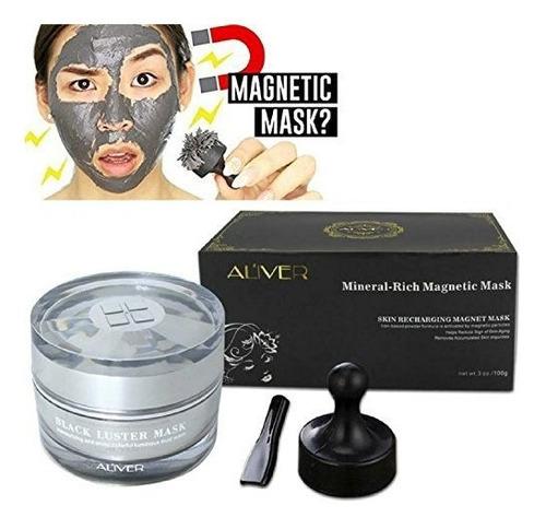 One1 X Mascara De Belleza Mineralrich Magnetica Mascara Limp