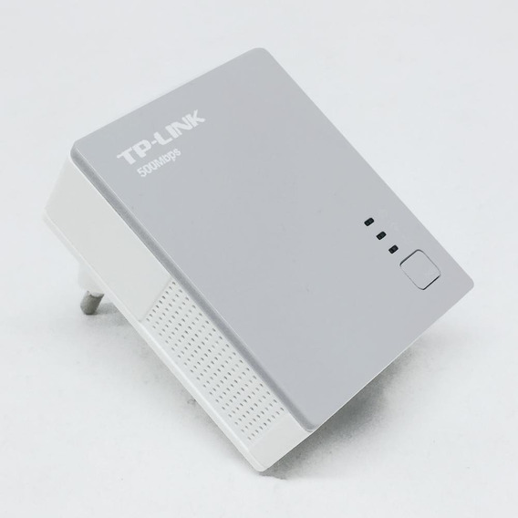 Extensor De Alcance Wi-fi Tp-link 500mbps Tl-pa4010 Usado