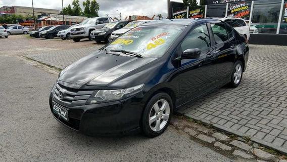 Honda City 1.5 Lx 16v Flex 4p Aut