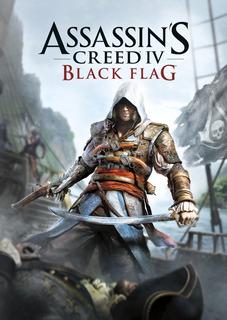 Juego Assassins Creed 4 Black Flag Ps3 - Formato Digital