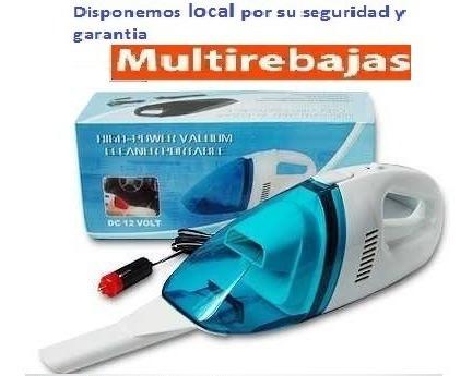 Original Aspiradora Para Auto Rapida Limpieza Profunda