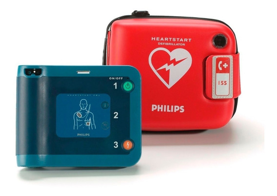 Desfibrilador Automatico Philips Heartstart Frx 861304 Dea