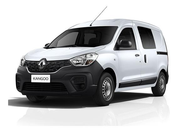 Renault Kangoo Ii Express Profesional Furgon 2019 0km Blanco