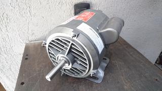 Motor Para Bombeador, Compresor Alto Par De Arranque 1 Hp