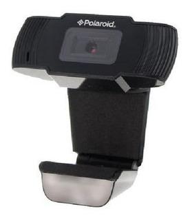 Webcam Polaroid Pwcm-50 - Gamer - Microfono - 720p Full Hd