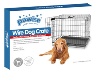 Canil Pawise Classic Wire 107,5 X 71,5 X 79 Cms